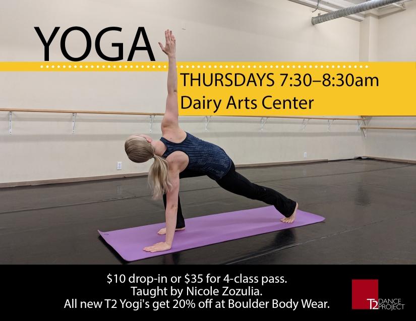 Yoga thursdays